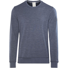 super.natural Waterton longsleeve Heren blauw